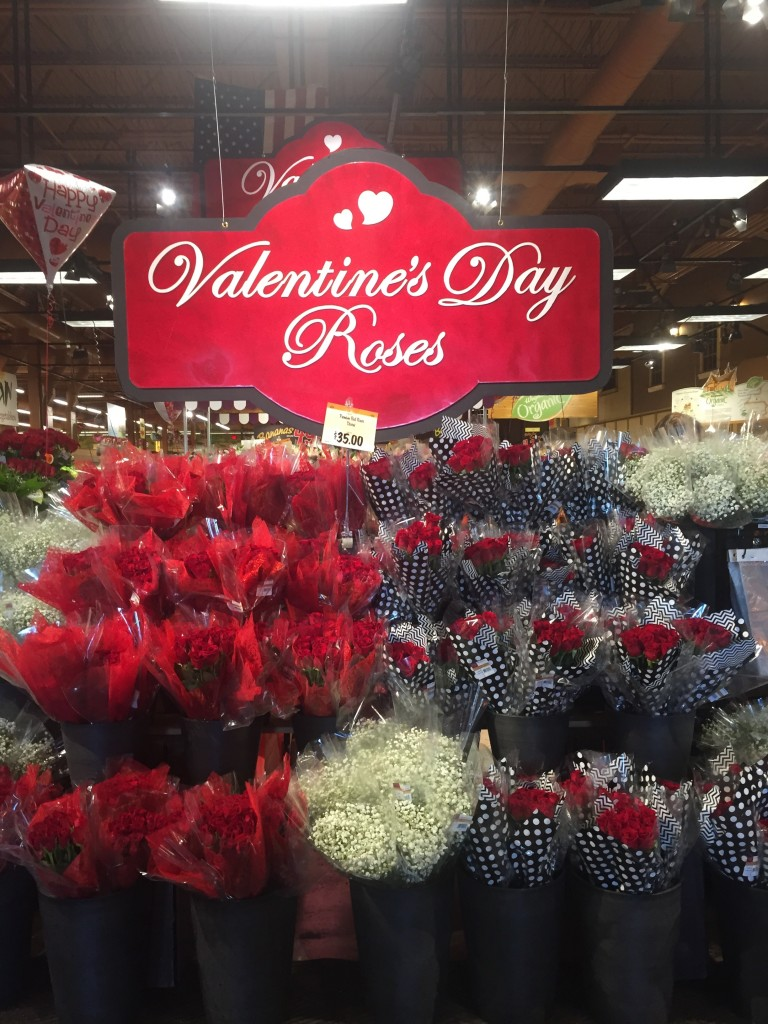 Valentine's Day? Better buy those roses!